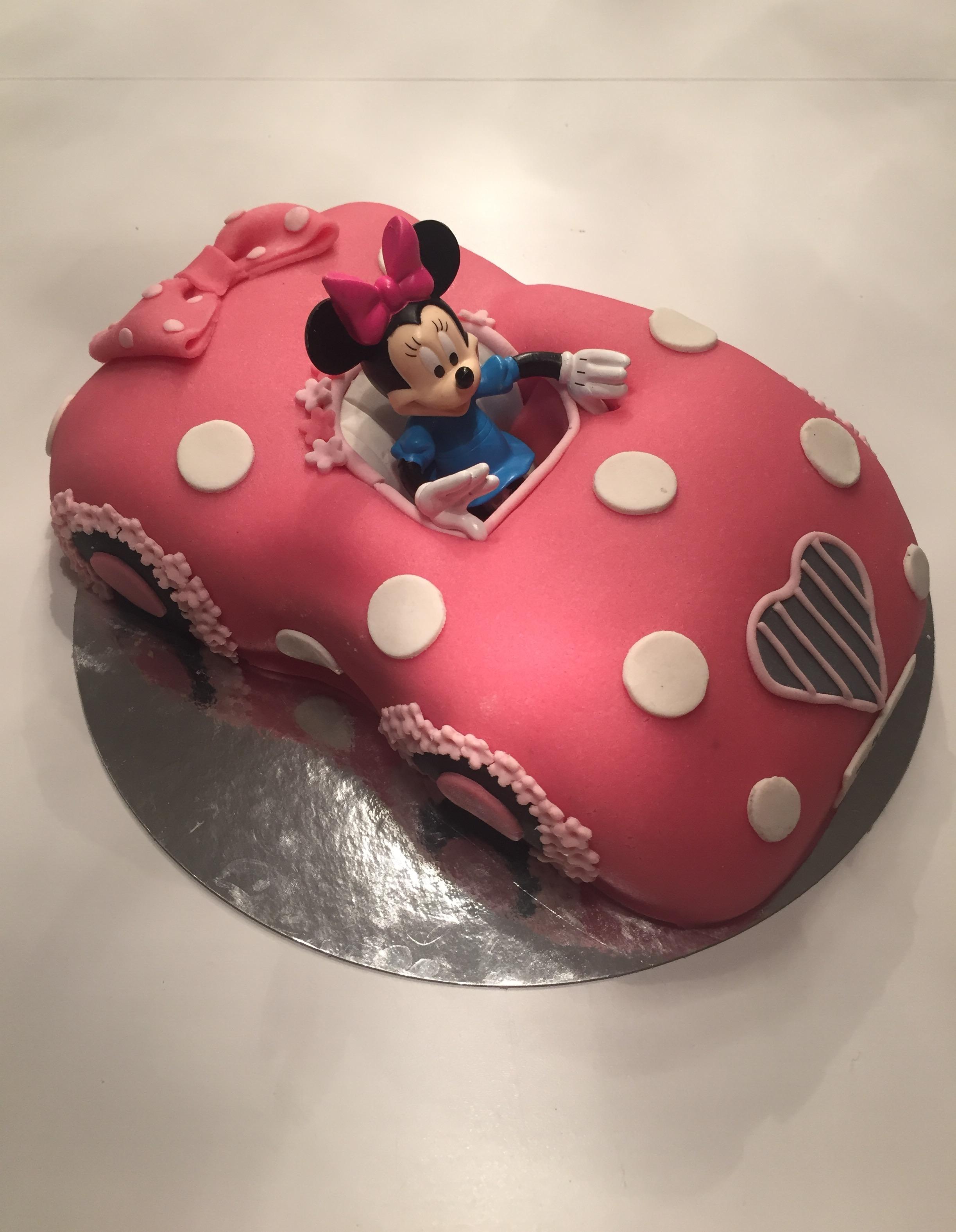 Minnie Mouse Anna S Taarten