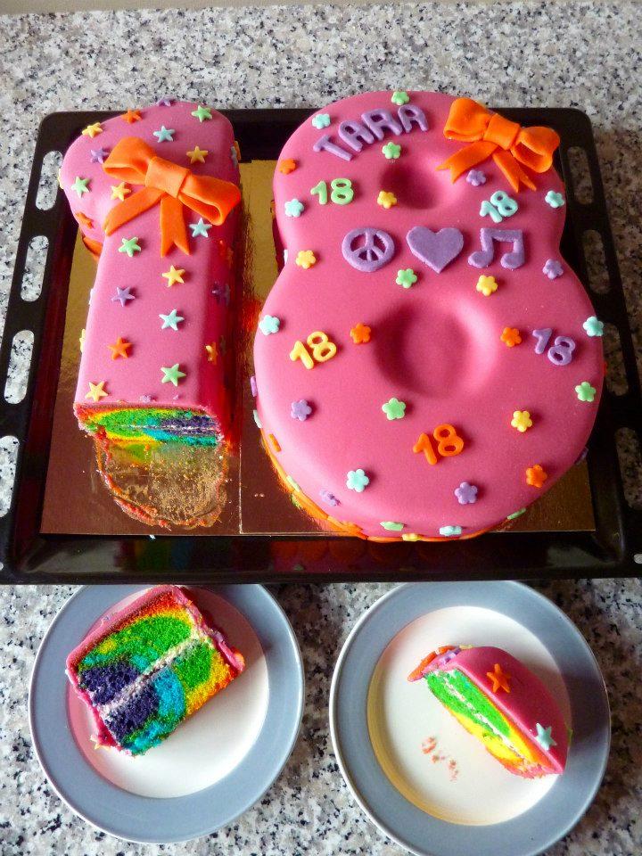 taart 18 jaar Verjaardagstaart Maken 18 Jaar   ARCHIDEV taart 18 jaar