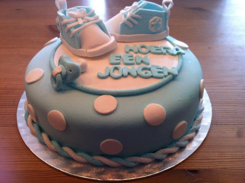 babyshower taart maken Anna's taarten | Het leven is pas echt wat waard met een lekker  babyshower taart maken