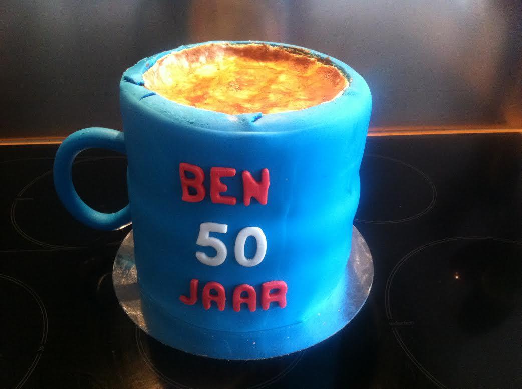 ajax 50 jaar Ben 50 jaar! | Anna's taarten ajax 50 jaar
